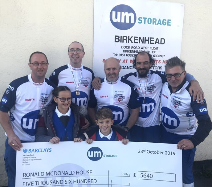 Birkenhead Boys London To Brighton Cycle Ride